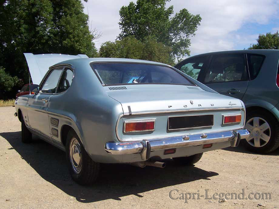Ford Capri Legend Mk I