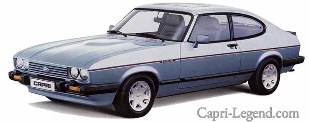 Capri 2.8 injection 1984