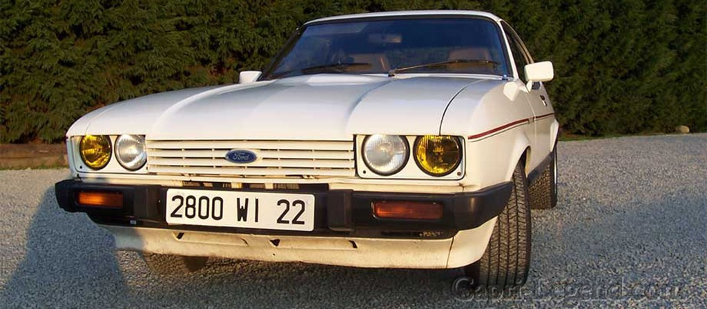 Capri 2.8 injection Special 1985